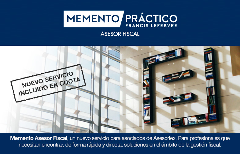 Memento Asesorl Fiscal
